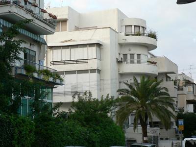 Bauhaus und moderne in tel aviv for Bauhaus architektur heute