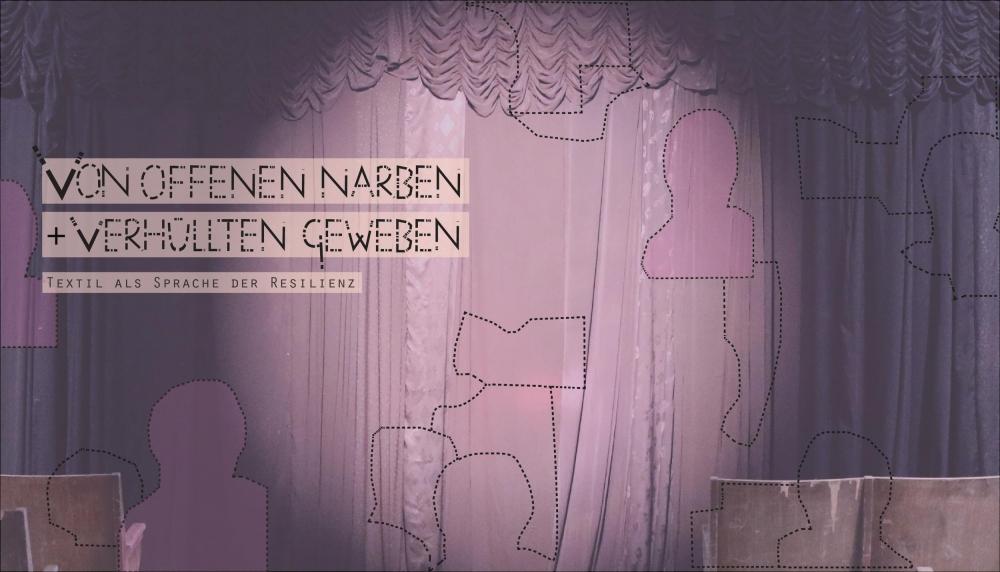 Galerie im Saalbau - Von offenen Narben