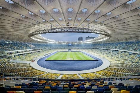 Olympiastadion kiew olympic stadium kiev gmp architekten von