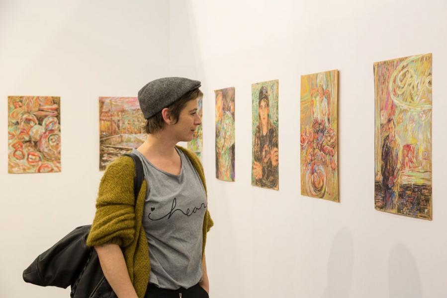 Die Art Cologne im Netz und in Galerien vor Ort in Berlin