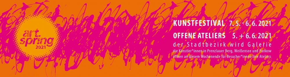 OPEN CALL artspring berlin 2021 SIGNALE
