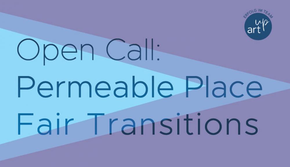 Kunst im öffentlichen Raum - Permeable Place – Fair Transitions