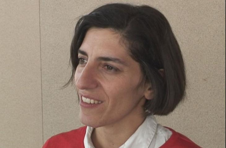 Nairy Baghramian ist die Preisträgerin des Nasher-Preises 2022