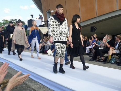fashionweek 2011