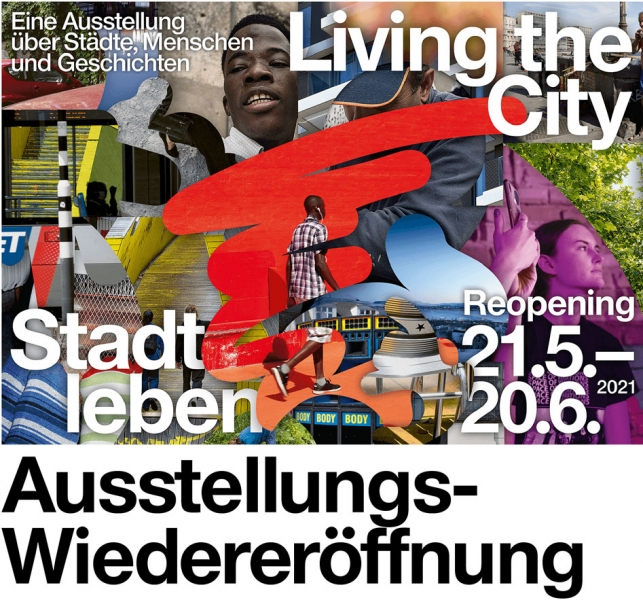 Living the City (21.5. – 20.06.2021)