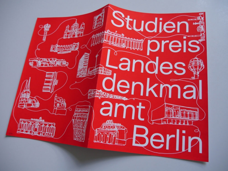 Studienpreis des Landesdenkmalamtes Berlin