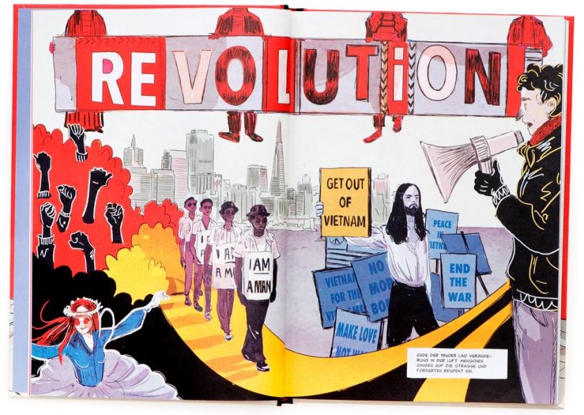 Frauen, die die Kunst revolutioniert haben.