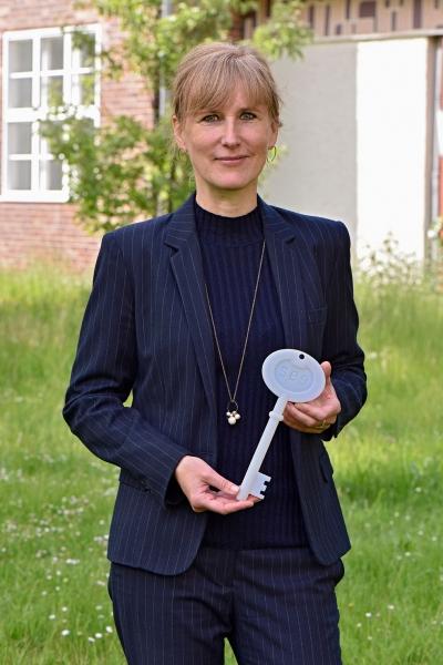 Angelika Richter ist neue Rektorin der weißensee kunsthochschule berlin