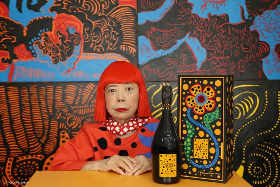 Japanische Pop Art trifft auf französische Handwerkskunst