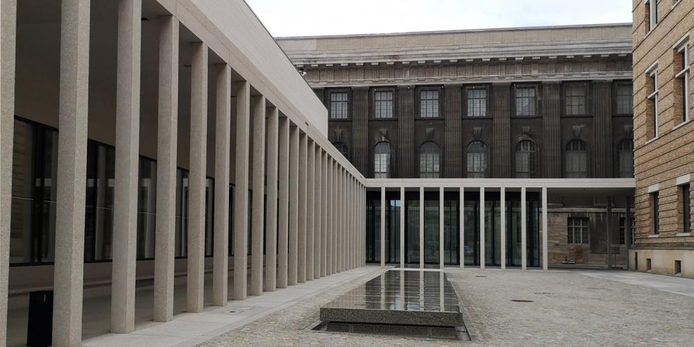 Museumsinsel von Vandalismus betroffen