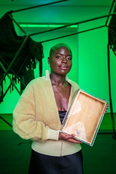 Sandra Mujinga erhält den diesjährigen Preis der Nationalgalerie
