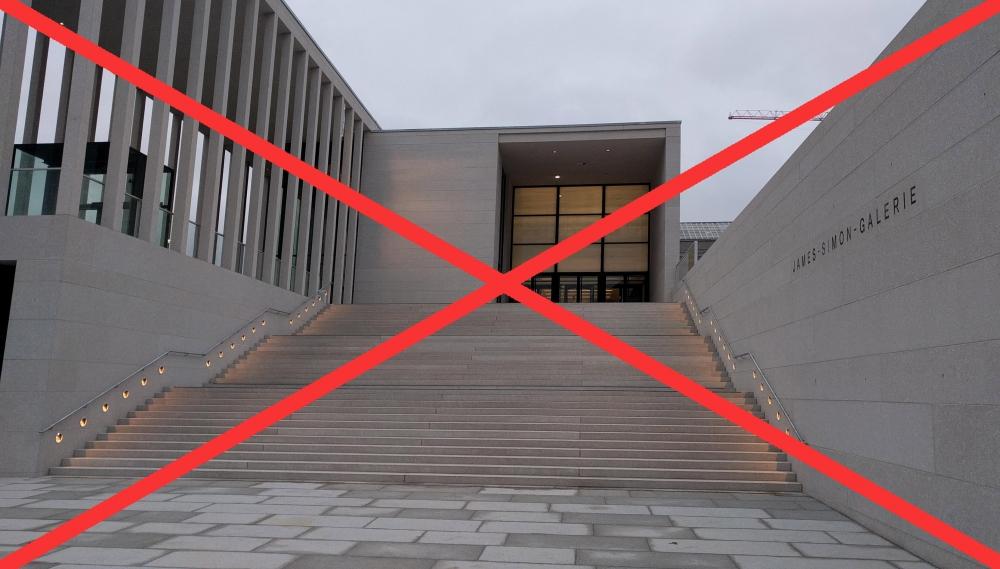 Alles wieder dicht ! Erneute Schließung aller öffentlichen Kultureinrichtungen