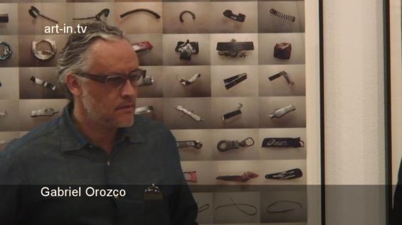 Gabriel Orozco im Deutsche Guggenheim