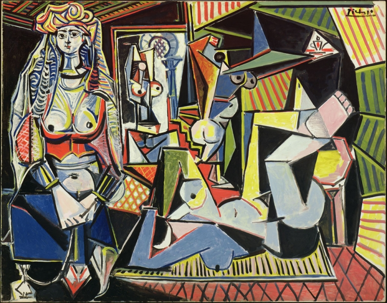 Eine Beletage für Picasso – wann kommt er ins Mezzanin?