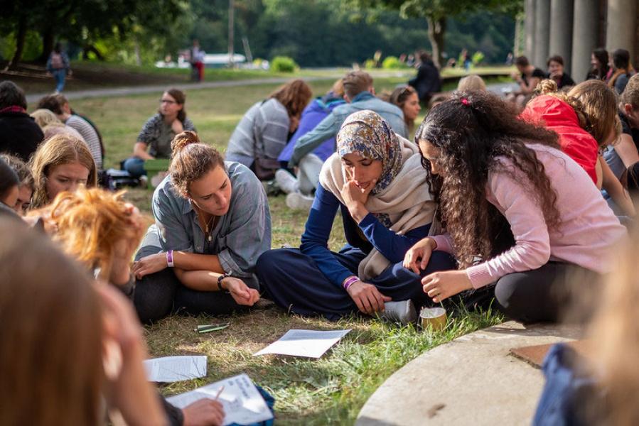 Weltweit für Kultur, Natur und Bildung