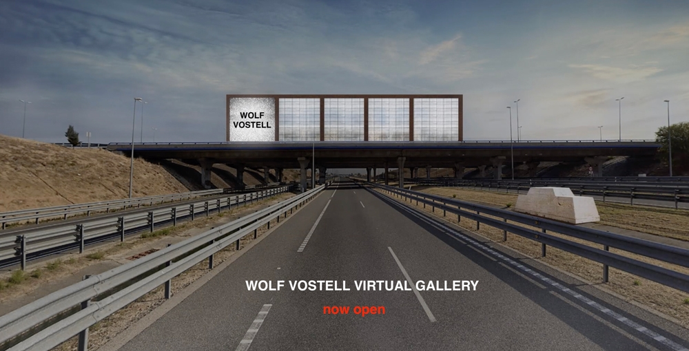 WOLF VOSTELL VIRTUAL GALLERY