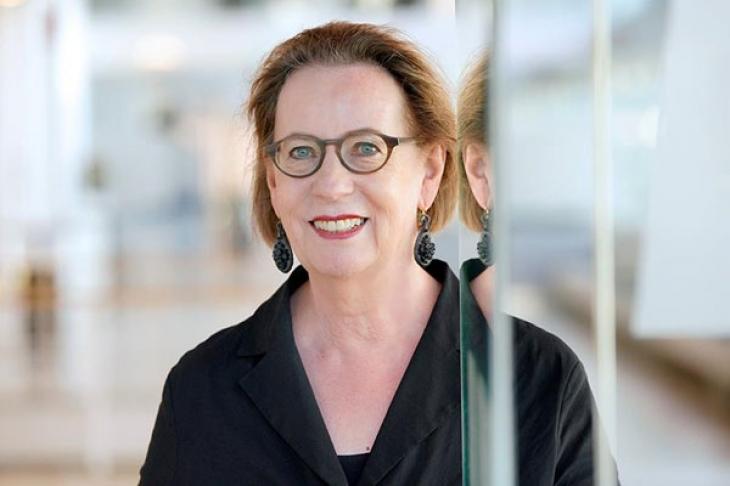 Christina Weiss wird Mitglied im Hochschulrat der weißensee kunsthochschule