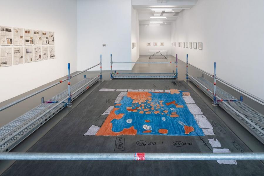 Archivalien des Verlusts - Paola Yacoub in der daadgalerie