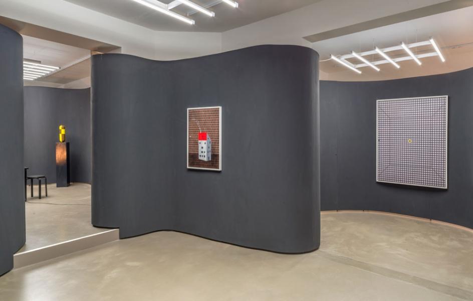 Der Raum als Blob. Thomas Zipp in der Galerie Guido W. Baudach