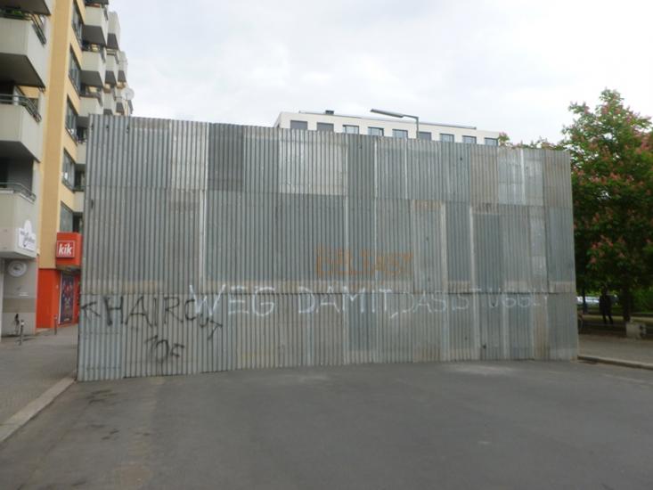 Paece Wall